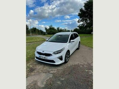 used Kia cee'd 1.4 T-GDi 3 Sportswagon DCT (s/s) 5dr