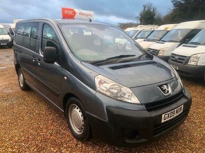used Peugeot Expert Tepee 1.6 HDi L1 Comfort 5dr [6 seats]
