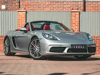 used Porsche 718 2.5T S PDK (s/s) 2dr REAR CAM, HEATED SEATS, BOSE