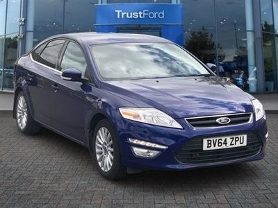 used Ford Mondeo Zetec Business Edition Tdci 1.5 EcoBoost Zetec 5dr [Nav]