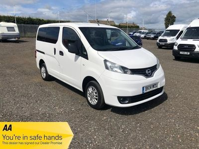 used Nissan NV200 DCI ACENTA COMBI