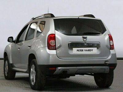 used Dacia Duster 1.5 dCi 110 Laureate 5dr 4X4