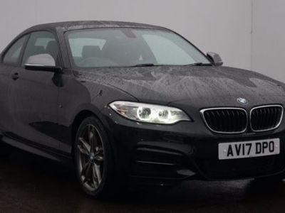 used BMW M240