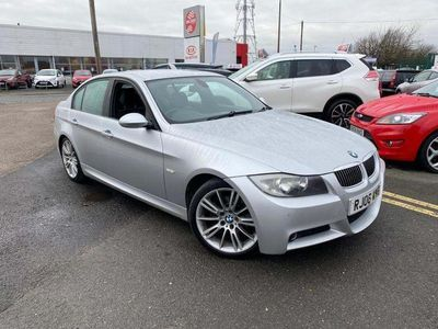 used BMW 325 3 Series 2.5 i M Sport 4dr