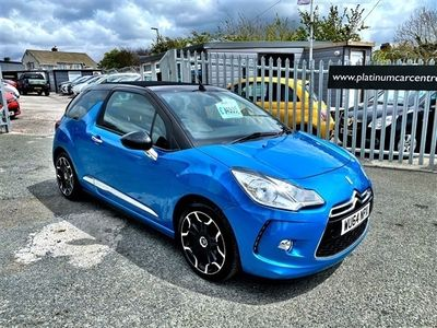used Citroën DS3 Cabriolet E-HDI AIRDREAM DSTYLE PLUS
