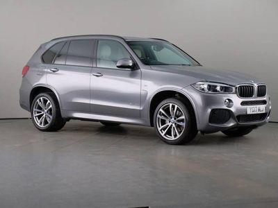 used BMW X5 Series xDrive 30d M Sport Nav 5dr 3.0