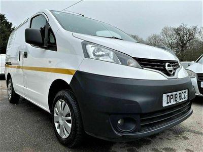 used Nissan NV200 1.5TD Acenta (89bhp) Crewcab Van