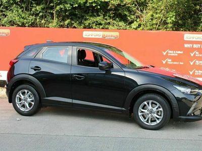 used Mazda CX-3 2.0 SE Nav 5dr