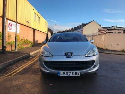 used Peugeot 407 Coupe 3.0 V6 GT 2dr Tip Auto