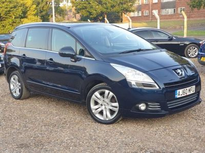 used Peugeot 5008 2.0 HDi 150 Exclusive 5dr