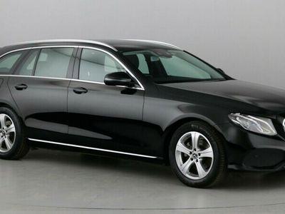 used Mercedes E220 E ClassSE 9G-Tronic
