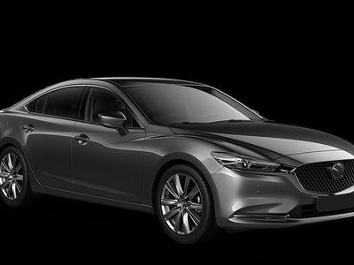 used Mazda 6 2.2d [184] Sport Nav+ 5dr Estate