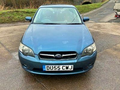 used Subaru Legacy 2.0 R 4dr