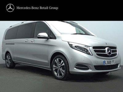 used Mercedes V250 V ClassBLUETEC SE 2.2