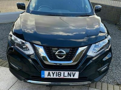used Nissan X-Trail 1.6 dCi N-Connecta XTRON (s/s) 5dr
