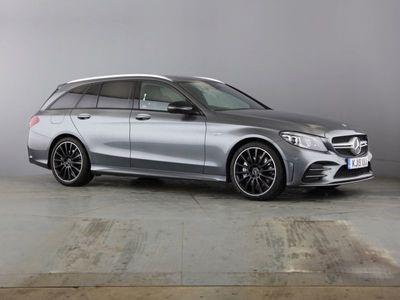 used Mercedes C43 AMG C-Class4Matic Premium 5dr 9G-Tronic