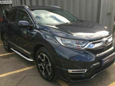 used Honda CR-V 2.0 h i-MMD SR eCVT 4WD (s/s) 5dr