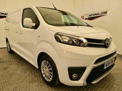 used Toyota Verso Proace1.6 L1 COMFORT 115 BHP MEDIUM * EURO 6 * AIR CON * BLUETOOTH *