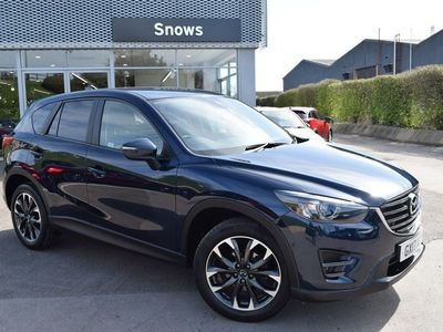 used Mazda CX-5 2017 Chichester Estate Sport Nav