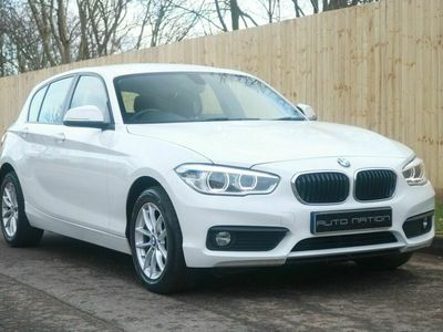 used BMW 116 1 Series 1.5 d SE Business Sports Hatch (s/s) 5dr