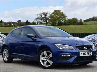 used Seat Leon 2.0 TDI FR Technology Sport Coupe (s/s) 3dr