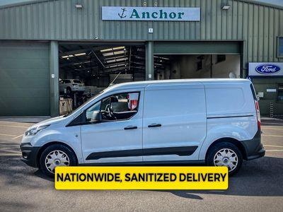 used Ford Custom TransitLWB L2H1 240 115hp Side Door NO VAT