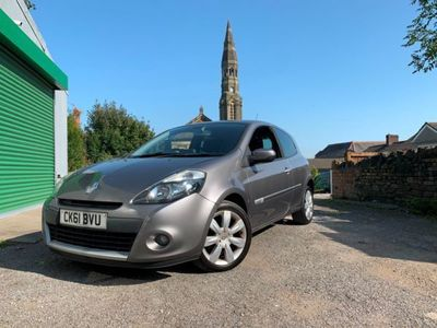 used Renault Clio 1.2 TCE GT Line TomTom 3dr