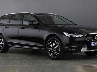 used Volvo V90 CC 2.0 D4 Plus 5Dr Awd Geartronic