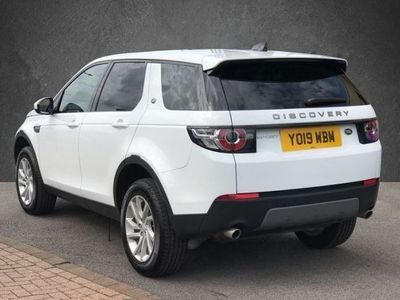 used Land Rover Discovery Sport Discovery Sport 20192.0 eD4 SE Tech 5dr 2WD [5 Seat] 2019