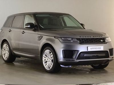 used Land Rover Range Rover Sport 3.0 Sdv6 Autobiography Dynamic 5Dr Auto [7 Seat]