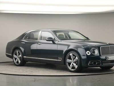 used Bentley Mulsanne 6.8 V8 Speed 4dr Auto