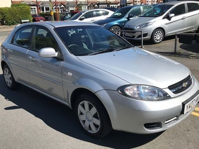 used Chevrolet Lacetti Hatchback 1.4 SE 5d (AC)