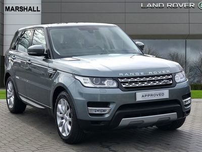 used Land Rover Range Rover Sport 3.0 SDV6 [306] HSE 5dr Auto Estate 2016