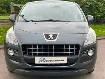 used Peugeot 3008 Estate 1.6 HDi Sport 5d EGC