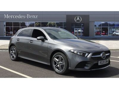 used Mercedes A250 A-ClassAMG Line 5dr Auto Hatchback 1.3
