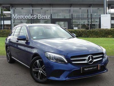 used Mercedes C200 C ClassSport Premium 5dr 9G-Tronic estate