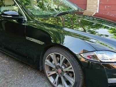 used Jaguar XJ 3.0 D V6 PORTFOLIO L 4d 296 BHP + APPLY FOR FINANCE ON OUR WEBSITE