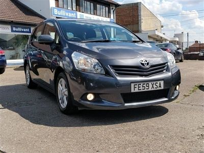 used Toyota Verso 1.6 V-matic TR 5dr