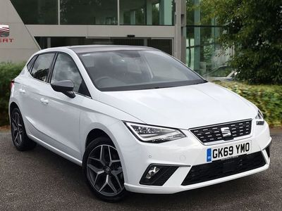 used Seat Ibiza 1.0 TSI (115ps) XCELLENCE DSG Lux 5-Door 5dr
