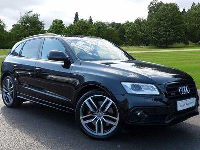used Audi SQ5 plus 3.0 TDI plus quattro 340 PS tiptronic