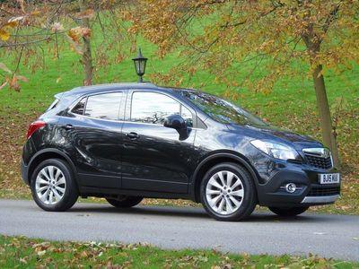 used Vauxhall Mokka 1.6 i VVT 16v SE (s/s) 5dr