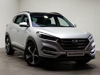 used Hyundai Tucson 2.0 Crdi 185 Premium Se 5Dr Auto
