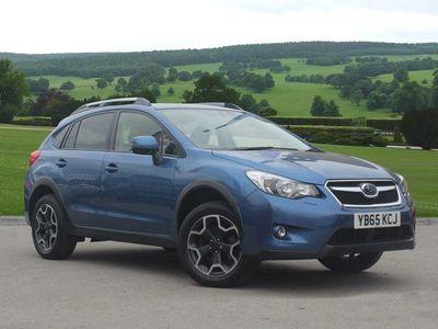 used Subaru XV 2.0i SE 4WD (s/s) 5dr EU5