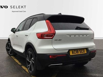 used Volvo XC40 2.0 D4 [190] First Edition 5Dr Awd Geartronic