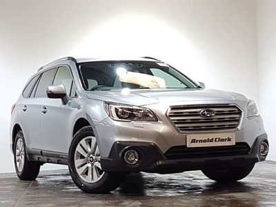 used Subaru Outback 2.0D SE 5dr Lineartronic