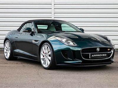 used Jaguar F-Type 5.0 V8 Supercharged (495PS) S 2dr
