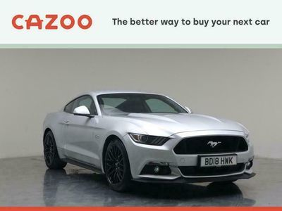 used Ford Mustang GT 5L V8