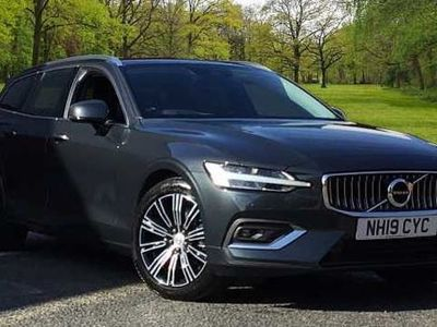 used Volvo V60 (Winter Pack, Powered Front Seats) Auto