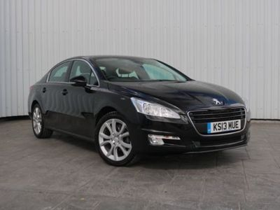 used Peugeot 508 1.6 E-HDI ACTIVE NAVIGATION VERSION 4DR SEMI AUTOMATIC