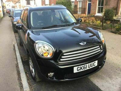 used Mini Cooper D Countryman 2.0 ALL4 5dr